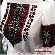 """Заготовка жіночої блузки під вишивку """"Восьмикутні зірки"""""""