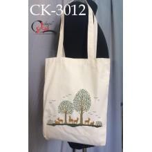 """Еко-сумка під вишивку """"В лісі"""""""