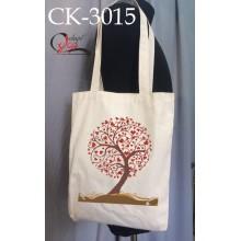 """Еко-сумка під вишивку """"Дерево кохання"""""""