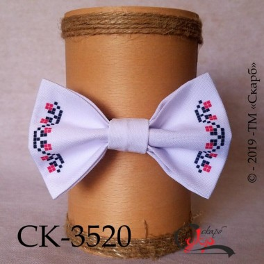 "Краватка-метелик під вишивку ""Класична"""